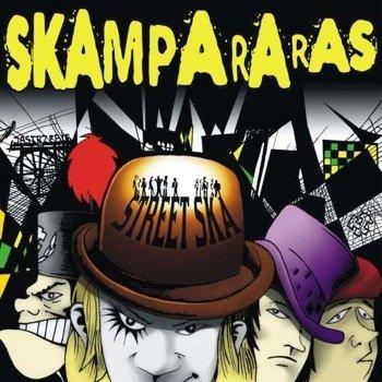 płyta CD: SKAMPARARAS - STREET SKA