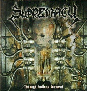 płyta CD: SUPREMACY - THROUGH ENDLESS TORMENT