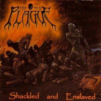 płyta CD: THE NEW PLAGUE - SHACKLED AND ENSLAVED