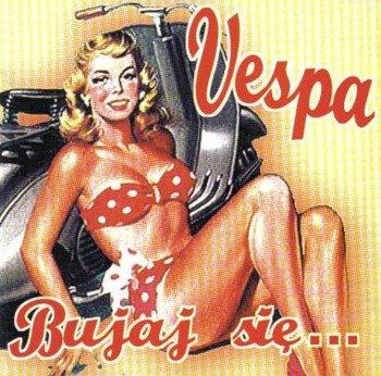 płyta CD: VESPA - BUJAJ SIĘ