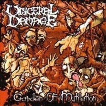 płyta CD: VISCERAL DAMAGE - GARDEN OF MUTILATION