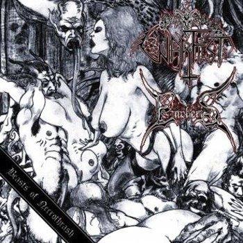 płyta CD: WARFIST / EMPHERIS - BEASTS OF NECROTHRASH