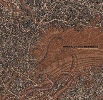 płyta CD: WRECK OF THE HESPERUS - THE SUNKEN THRESHOLD