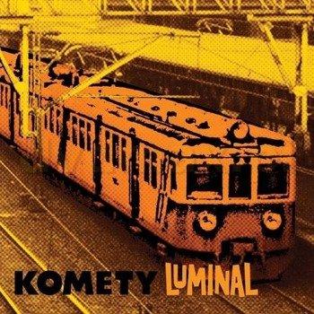 płyta winylowa KOMETY - LUMINAL (czarny winyl)