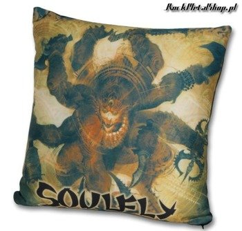 poduszka SOULFLY - CONQUER