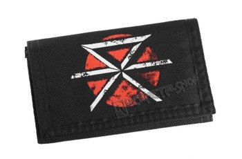 portfel DEAD KENNEDYS - DISTRESSED LOGO