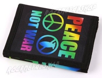portfel PEACE NOT WAR