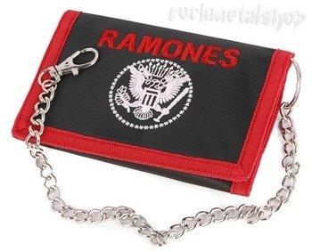 portfel RAMONES - LOGO