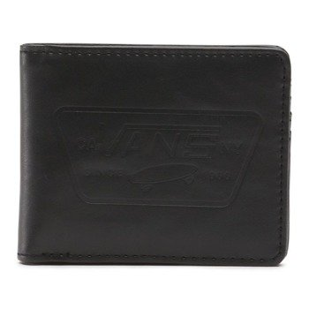 portfel VANS - FULL PATCH BIFOLD BLACK
