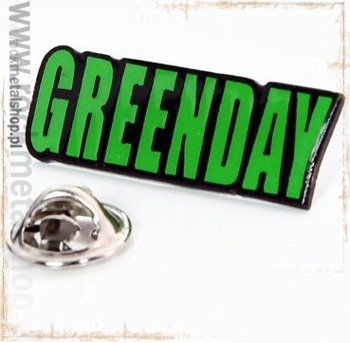 przypinka GREEN DAY