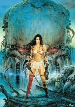 puzzle LUIS ROYO - RED EYE  1000szt.