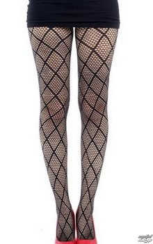 rajstopy DIAMOND NET TIGHTS