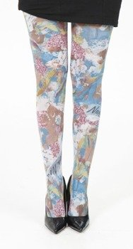 rajstopy War Printed Tights