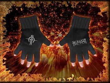 rękawiczki SONATA ARCTICA - LOGO & SYMBOL