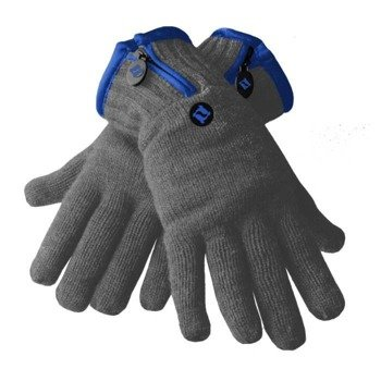 rękawiczki zimowe THINSULATE - CHARCOAL ROYAL