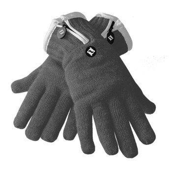 rękawiczki zimowe THINSULATE - CHARCOAL WHITE