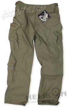 spodnie bojówki SFU NYCO TWILL OLIVE