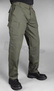 spodnie bojówki US BDU FELDHOSE R/S OLIV
