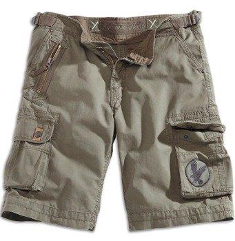 spodnie bojówki krótkie XYLONTUM SHORTS OLIVE