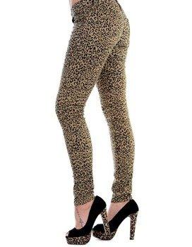 spodnie damskie BANNED - LEO