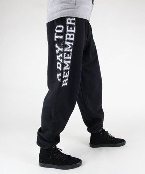 spodnie dresowe A DAY TO REMEMBER  - LOGO