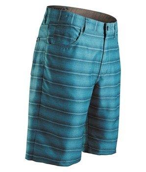 spodnie krótkie VANS - V 56 STANDARD AGUAMARINE STRI