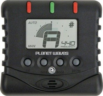 stroik gitarowy PLANET WAVES - UNIVERSAL II CHROMATIC TUNER (PW-CT-09)