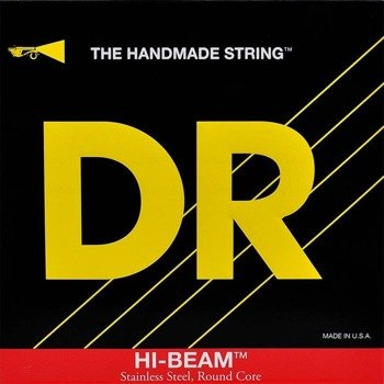 struny do gitary basowej DR - LR-40 HI-BEAM LIGHT /040-100/