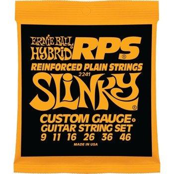 struny do gitary elektrycznej ERNIE BALL EB2241 SLINKY RPS /009-046/