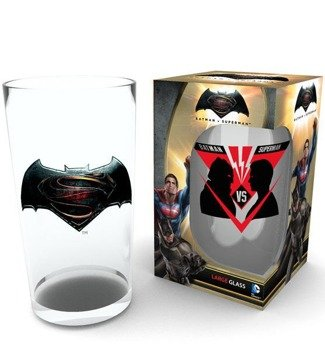 szklanka BATMAN VS SUPERMAN