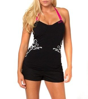 top damski METAL MULISHA - THE INKING HALTER