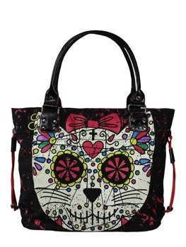 torba BANNED - SUGAR SKULL KITTEN