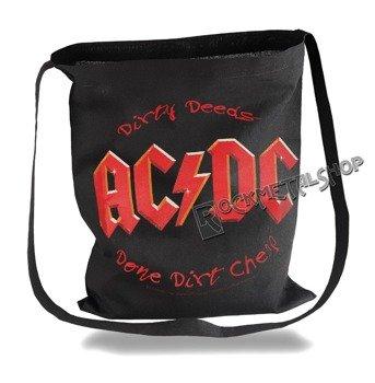 torba bawełniana AC/DC - DIRTY DEEDS