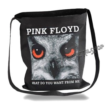 torba bawełniana PINK FLOYD - WHAT DO YOU WANT FROM ME