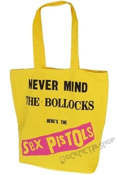 torba bawełniana SEX PISTOLS - NEVER MIND THE BOLLOCKS