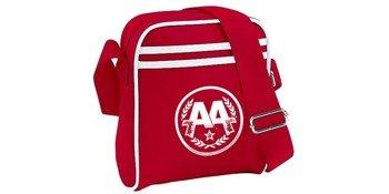 torba mała na ramię ASKING ALEXANDRIA - LOGO (RED)