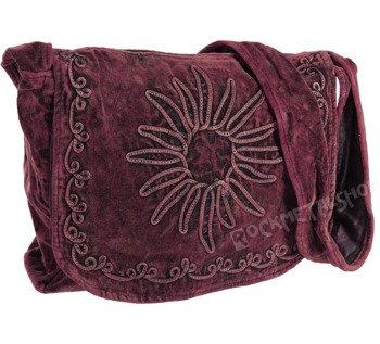torba na ramię INDYJSKA BORDO
