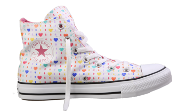 trampki CONVERSE - CHUCK TAYLOR ALL STAR CT HI WHITE