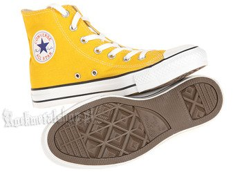 trampki CONVERSE CHUCK TAYLOR ALL (YELLOW)