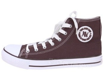 trampki NEW AGE - BROWN (082)