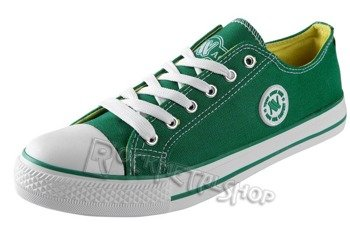 trampki NEW AGE - DARK GREEN (083)