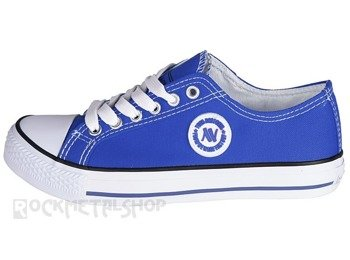 trampki NEW AGE - ROYAL BLUE (083)