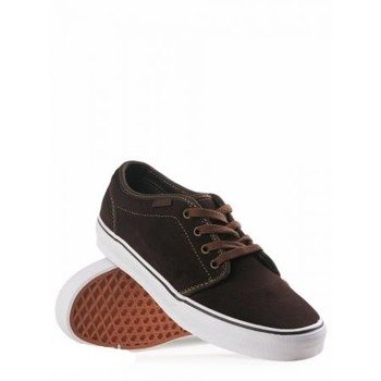 trampki VANS  - 106 VULCANIZED (DEMITASSE/DARK EARTH)