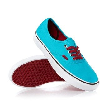 trampki  VANS  - AUTHENTIC (SCUBA/CHILLI PEPPER)