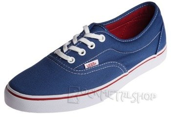 trampki VANS  - LPE TRUE BLUE CHILI PEPPER