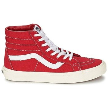 trampki VANS - SK8 HI REISSUE 10 OZ CANVAS TANGO RED