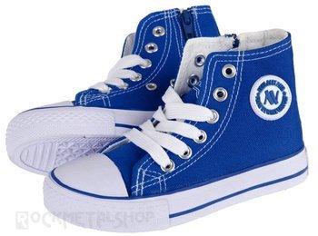 trampki dziecięce NEW AGE - ROYAL BLUE (082K)