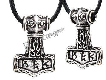 wisior ANCIENT THORS HAMMER