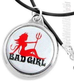 wisior BAD GIRL