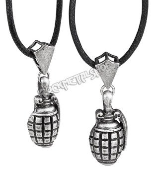 wisior HAND GRENADE